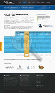 000 Web Page Photo Likes Splib Media LLC preview. Click for more details