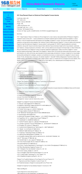 2011 Deep Research Report on Global and China Sapphire Furnace Industry Full Version preview. Click for more details