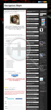 2013 ToyotaLexus GPS Navigation DVD North American 27 12 GEN Full Version preview. Click for more details