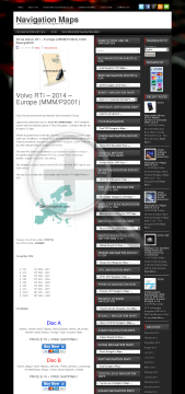 2014 Volvo RTI Europe MMM P2001 DVD NavigationDVDA Full Version preview. Click for more details