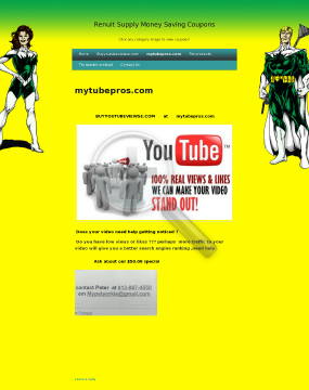 250 Youtube Likes Full Version preview. Click for more details