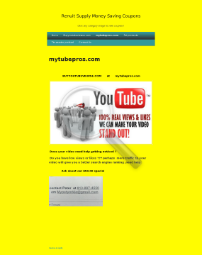500 Youtube Subscribers Full Version preview. Click for more details