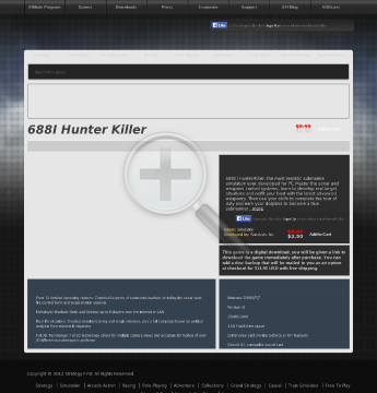 688 Hunter Killer Full Version preview. Click for more details