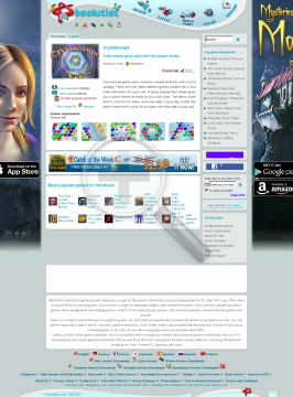 CrystalScope Full Version Linux preview. Click for more details