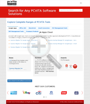 Express Migrator for Office365 Lotus Notes MT TB License preview. Click for more details