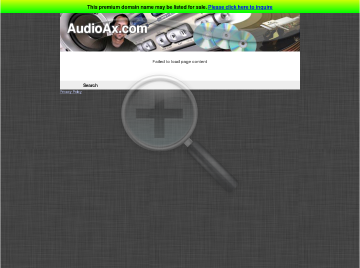ExpressLib Audio Join AX Distribution preview. Click for more details