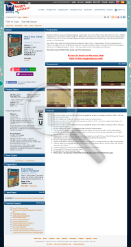 Field of Glory Eternal Empire Promo Physical with Free Download preview. Click for more details
