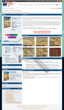 Field of Glory Swords and Scimitars Physical with Free Download preview. Click for more details