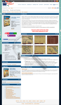 Field of Glory Swords and Scimitars Promo Download preview. Click for more details