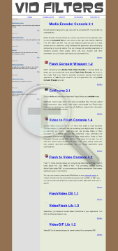 Flash Console Wrapper Single License preview. Click for more details