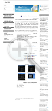 Flash to Video Console Site License preview. Click for more details