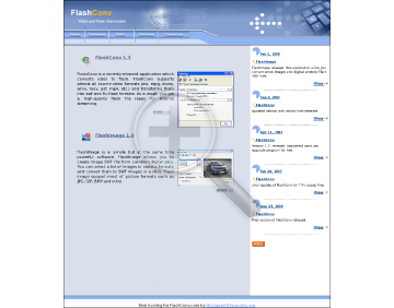 FlashConv Single License preview. Click for more details