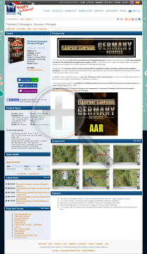 Flashpoint Campaigns Germany Reforged Download preview. Click for more details
