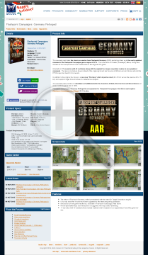 Flashpoint Campaigns Germany Reforged Physical with Free Download preview. Click for more details