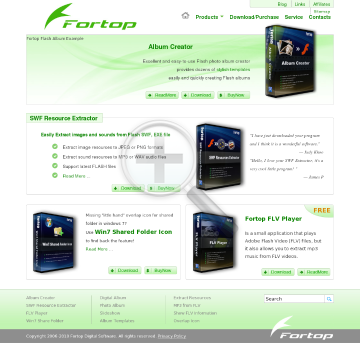 Fortop SWF Resources Extractor Full Version preview. Click for more details