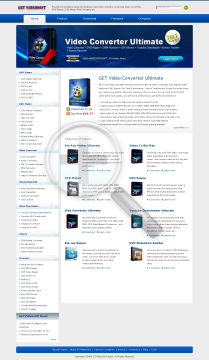 GET Video Converter Ultimate preview. Click for more details