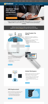 Gladinet Cloud Desktop V3 Professional Edition for Home Use With Promotion preview. Click for more details