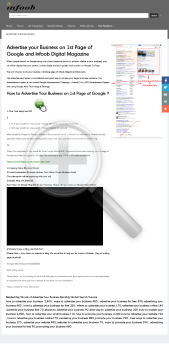 Google New Advertisement Systeme Full Version preview. Click for more details