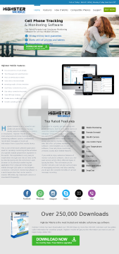 Highster Mobile Pro Edition Cell Phone Monitoring Software preview. Click for more details