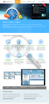 History Clean preview. Click for more details