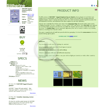 HISTORY Egypt Engineering an Empire PC Physical with Free Download preview. Click for more details
