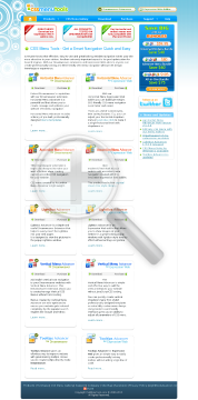 Horizontal Menu Advancer for Expression Web Full Version preview. Click for more details