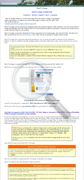 Html To Image Single User License preview. Click for more details