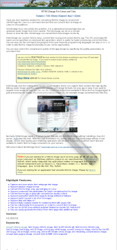 HTML2Image For Linux Single Server License preview. Click for more details