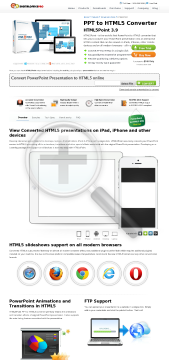 HTML5Point Full Version preview. Click for more details