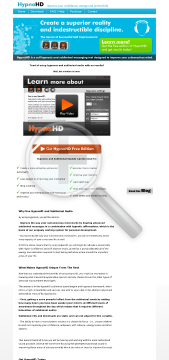 HypnoHD Full Version preview. Click for more details