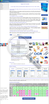 Image to OCR Converter Lite preview. Click for more details