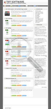 Image to PDF Converter Site License preview. Click for more details