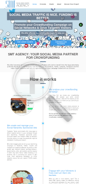 Marketing campaigns SMT Agency Silver campaign preview. Click for more details