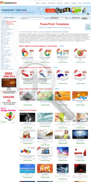 PowerPoint Templates Pack Full Version preview. Click for more details