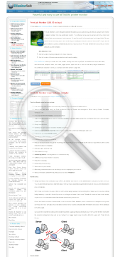 Print Job Monitor Print Job Monitor Printer License preview. Click for more details