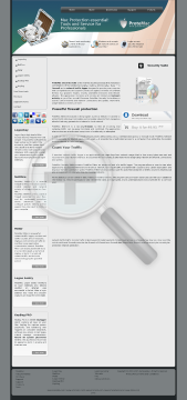 ProteMac Security Suite Single License preview. Click for more details