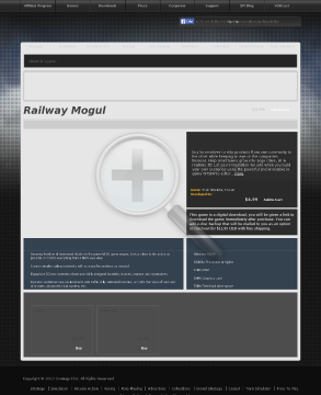 Railway Mogul Full Version preview. Click for more details