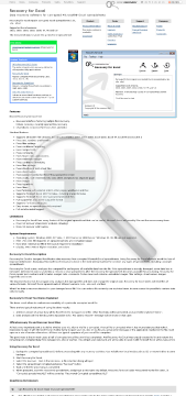 Recovery for Excel Standard License preview. Click for more details
