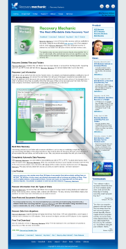 Recovery Mechanic Professional License preview. Click for more details
