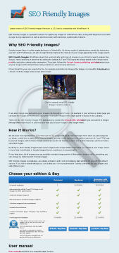 SEO Friendly Images Personal preview. Click for more details