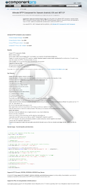 SFTP Component for Mobile Early Renewal Standard Version for Developer No Source Code Year Subscription preview. Click for more details