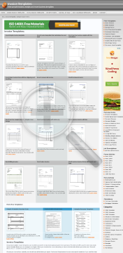 Simple invoice that calculates total Full Version preview. Click for more details