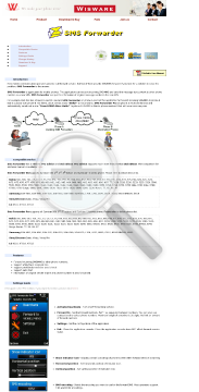 Sms Forwarder Full Version preview. Click for more details