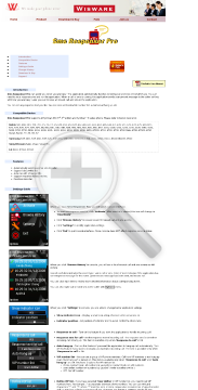 Sms Responser Pro Full Version preview. Click for more details