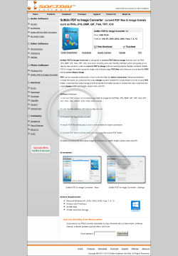 Softdiv PDF to Image Converter Full Version preview. Click for more details