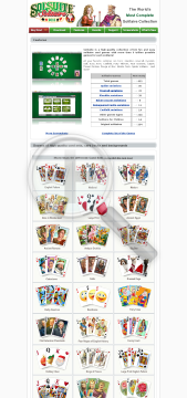 SolSuite 2015 Solitaire Card Games Suite Full Version preview. Click for more details