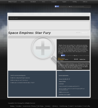 Space Empire Star Fury Full Version preview. Click for more details