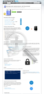 SSH Component for NET Early Renewal Standard Version for Company No Source Code Year Subscription preview. Click for more details