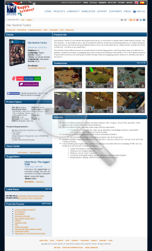 Star Sentinel Tactics Download preview. Click for more details