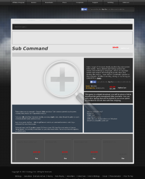 Sub Command Full Version preview. Click for more details